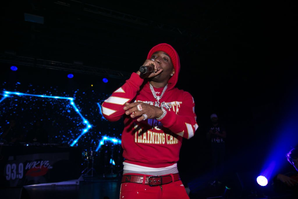 YFN Lucci performs live onstage in the 2019 KYS Fest at Echostage on October 24, 2019 in Washington, D.C. | Photo: Getty Images