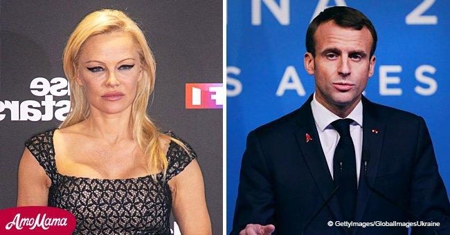 Pamela Anderson se sent plus que jamais Française: elle n'est pas satisfaite par le grand débat national