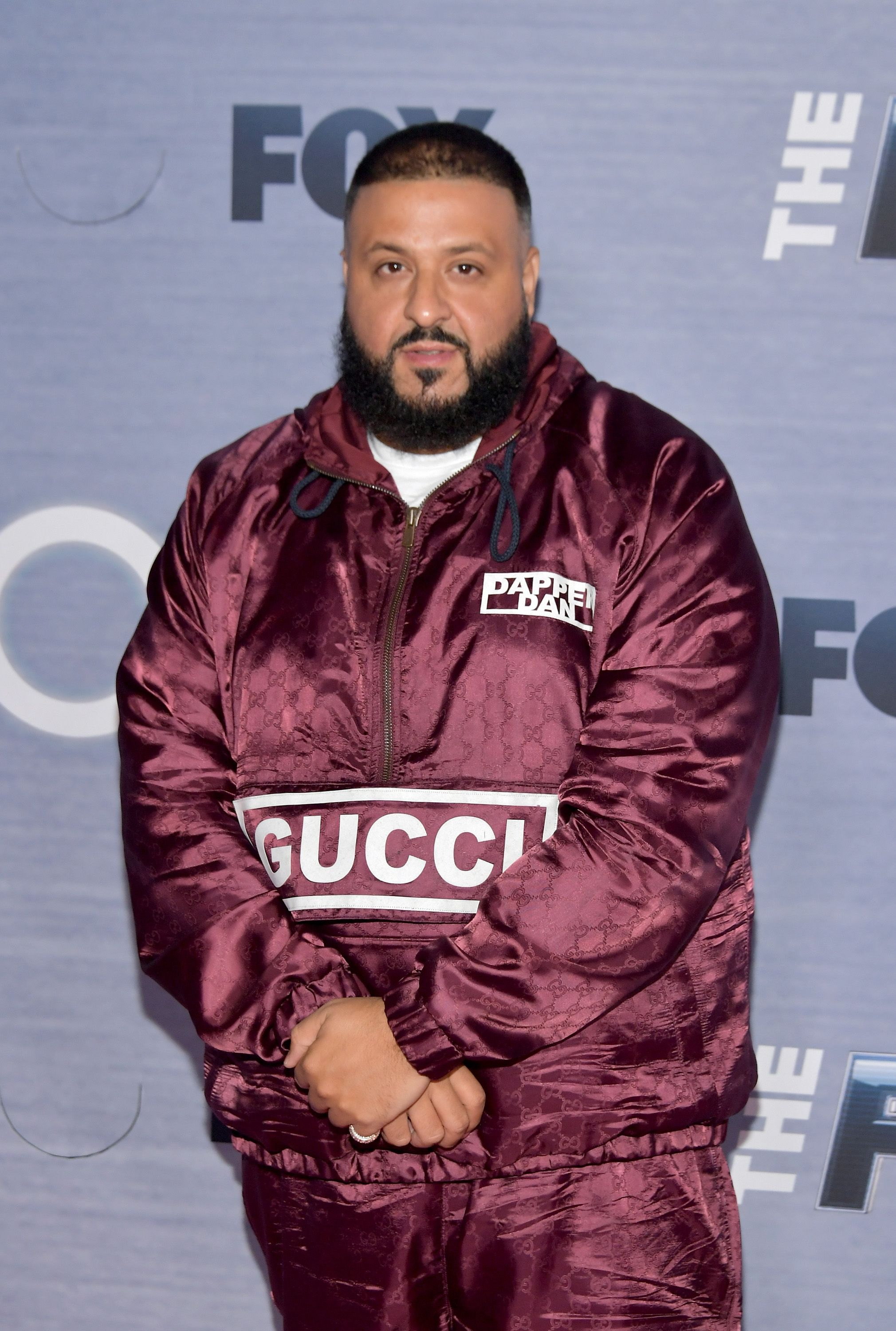 """DJ Khaled attends the season finale viewing party for FOX's """"The Four"""" at Delilah on February 8, 2018 in West Hollywood, California.   Source: Getty Images"""
