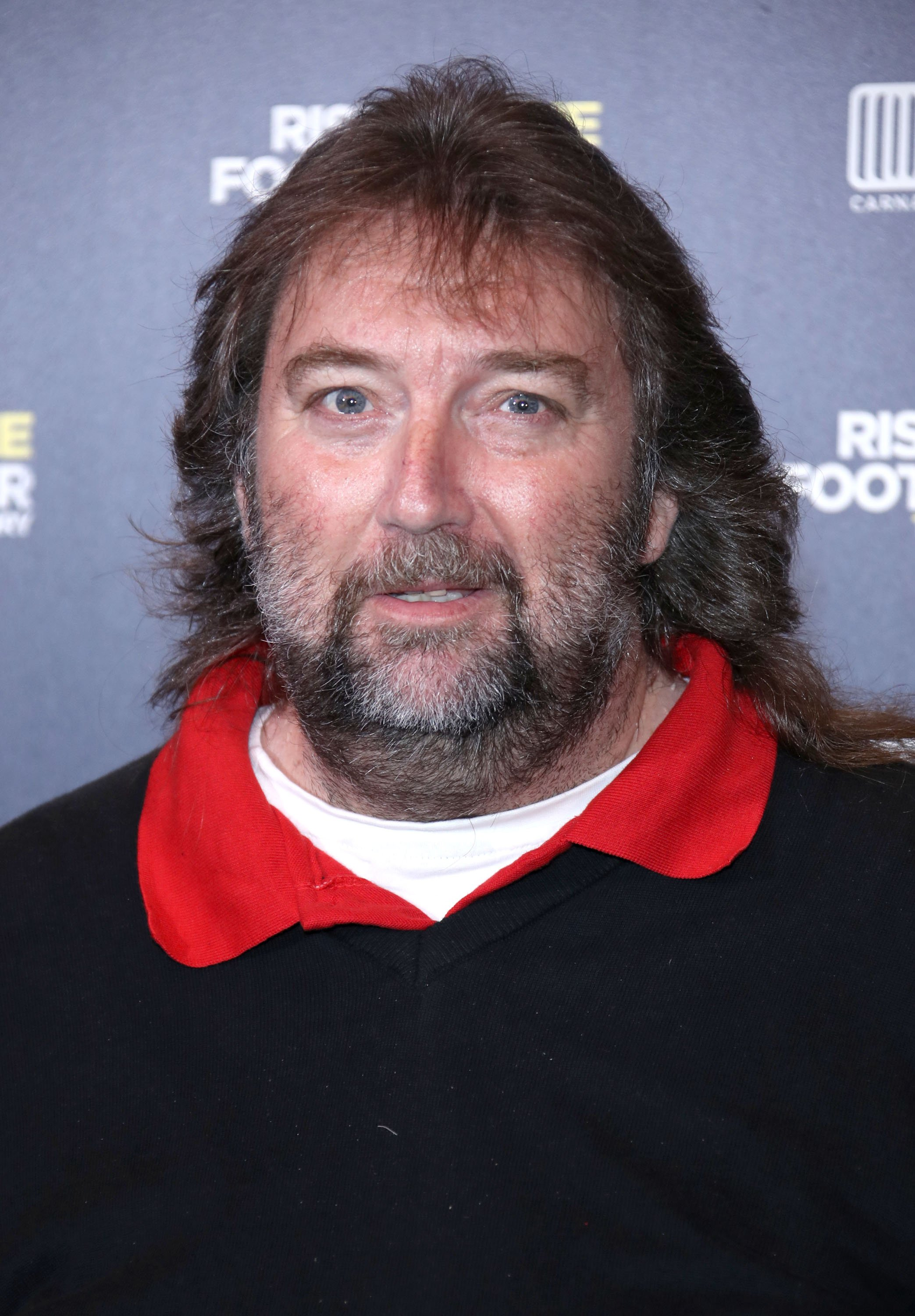 Andy Fordham arriving at the UK Premiere of 'Rise of the Footsoldier 3: The Pat Tate Story' at Cineworld Leicester Square on October 26, 2017 in London, England.   Source: Getty Images