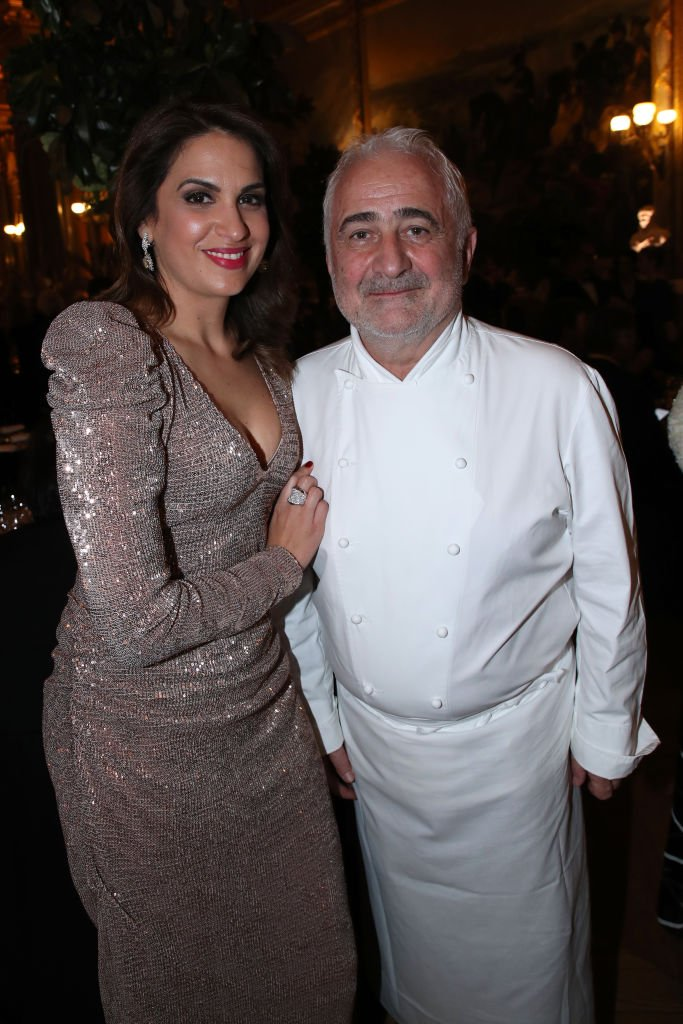 Sonia Mabrouk et Guy Savoie I photo : Getty image