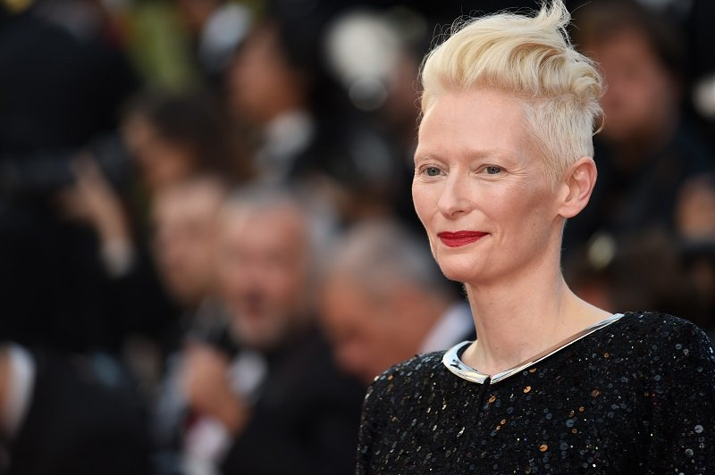 Tilda Swinton on May 23, 2017 in Cannes, France | Photo: Getty Images