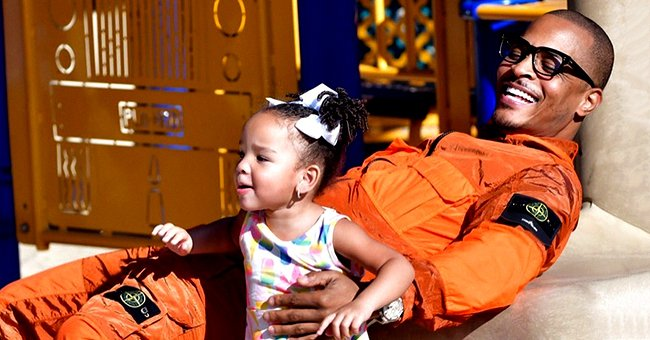 Ti & Tiny's Daughter Heiress Is Full of Energy as She Sings 'I Love My Daddy' in Adorable Video