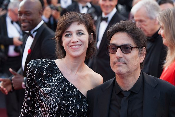 Charlotte Gainsbourg et Yvan Attal. l Source: Getty Images