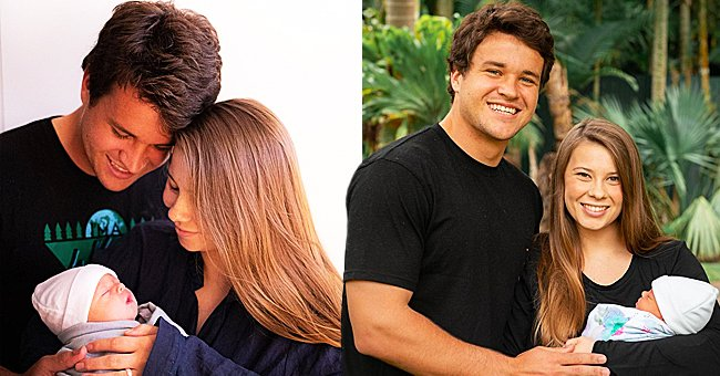 Us Weekly: Glimpse inside Bindi Irwin and Chandler Powell's First Week as New Parents