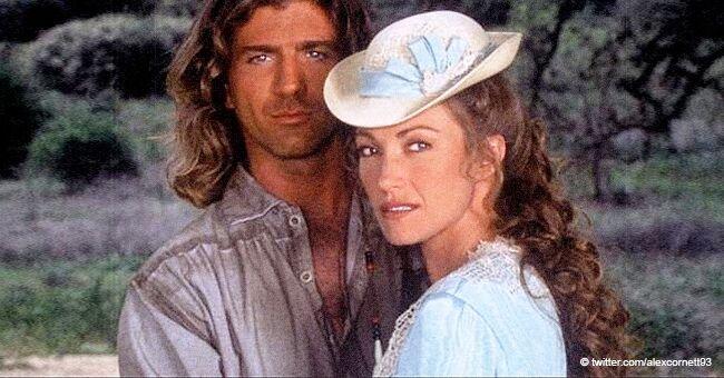 Vous souvenez-vous de Dr Quinn ? Jane Seymour partage une photo adorable avec Hank et Sully
