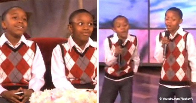 10-year-old twins' powerful performance for Ellen is still pure gold