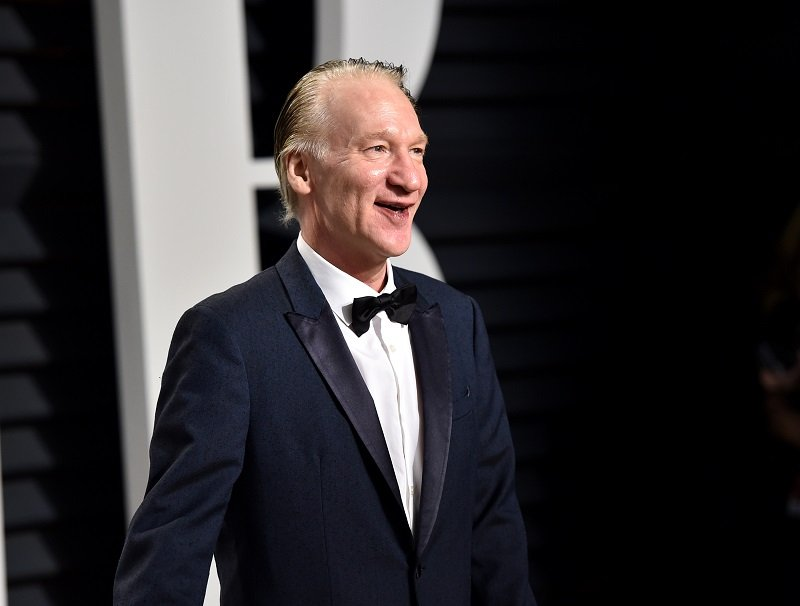 Bill Maher on February 26, 2017 in Beverly Hills, California | Photo: Getty Images