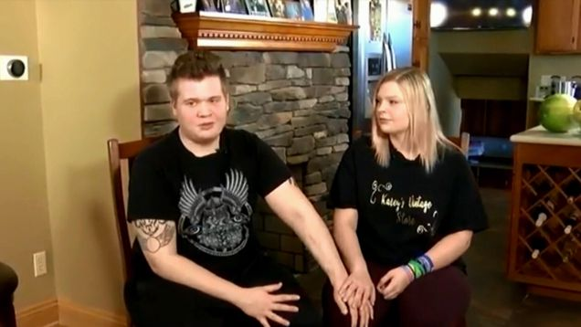 Mike Rodgers et Josie Brown | Source : YouTube / Fox 19