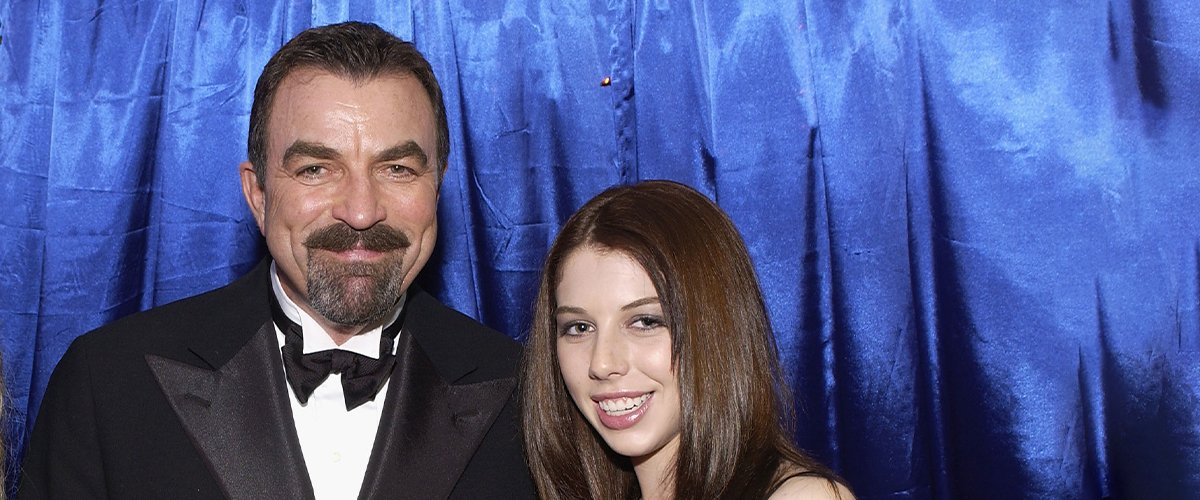Tom Selleck's Daughter Hannah Selleck Showcases Flawless Body Flexibility in Skin Tight Romper