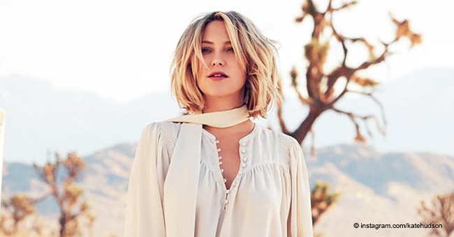 Kate Hudson Shows off Her Post-Baby Body in a New Photo and She Looks Great
