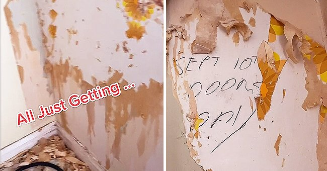 'Sept 10 Doomsday': Woman Finds Frightening Message in 150-Year-Old House