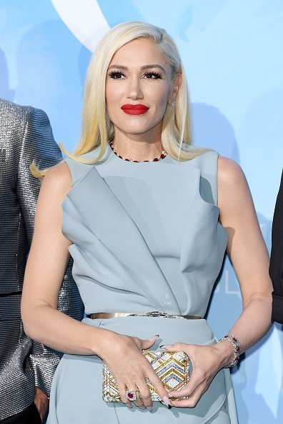 Gwen Stefani at the Gala for the Global Ocean in Monte-Carlo, Monaco.| Photo: Getty Images.