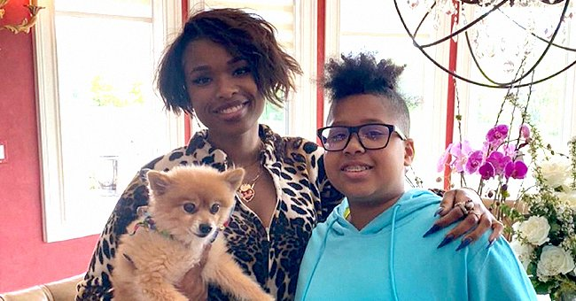 Jennifer Hudson Shares Snaps with Smiling Son David Who Bears a Striking Resemblance to Her