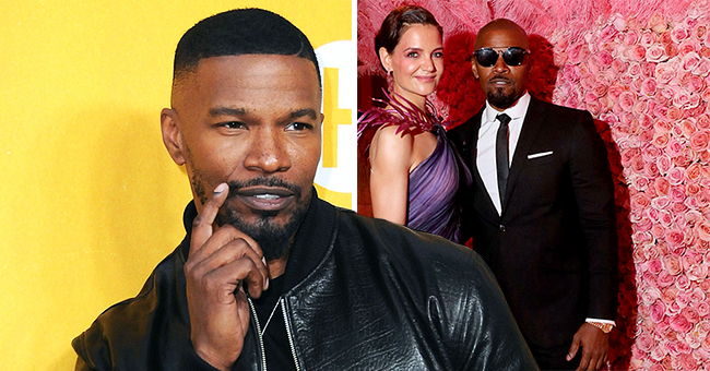 Jamie Foxx and Katie Holmes' Long-Distance Relationship Is Reportedly Going 'Swimmingly'