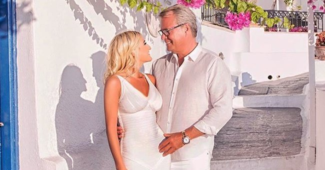 Christie Brinkley's Ex Peter Cook Has Reportedly Been Lying about Fiancée Alba Jancou's Age and She May Not Be 21 after All