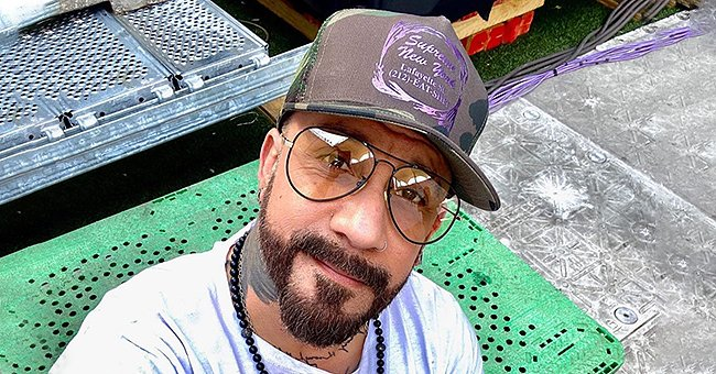 See AJ McLean's Sweet Message to His Family as He Joins DWTS Season 29