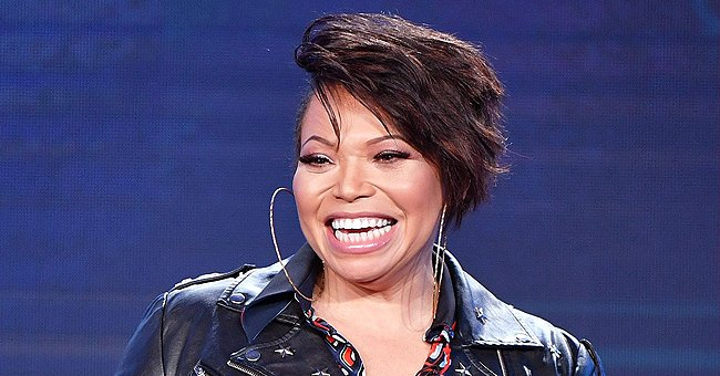 Tisha Campbell and Duane Martin's Son Ezekiel Looks like Mom as He Walks Barefoot on Snow