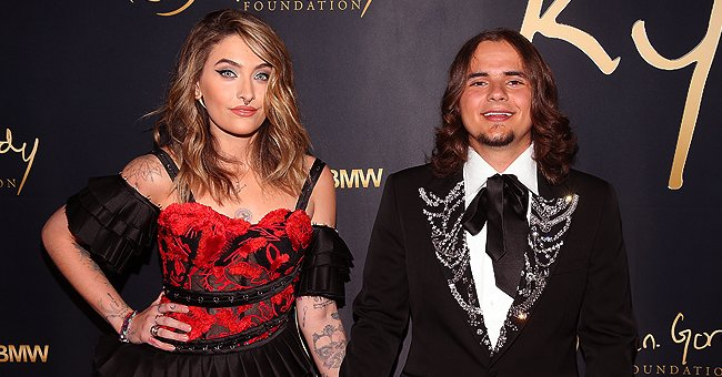 Michael Jackson's Children Prince & Paris Make Rare Red Carpet Appearance Together at 60 Years of Motown Celebration