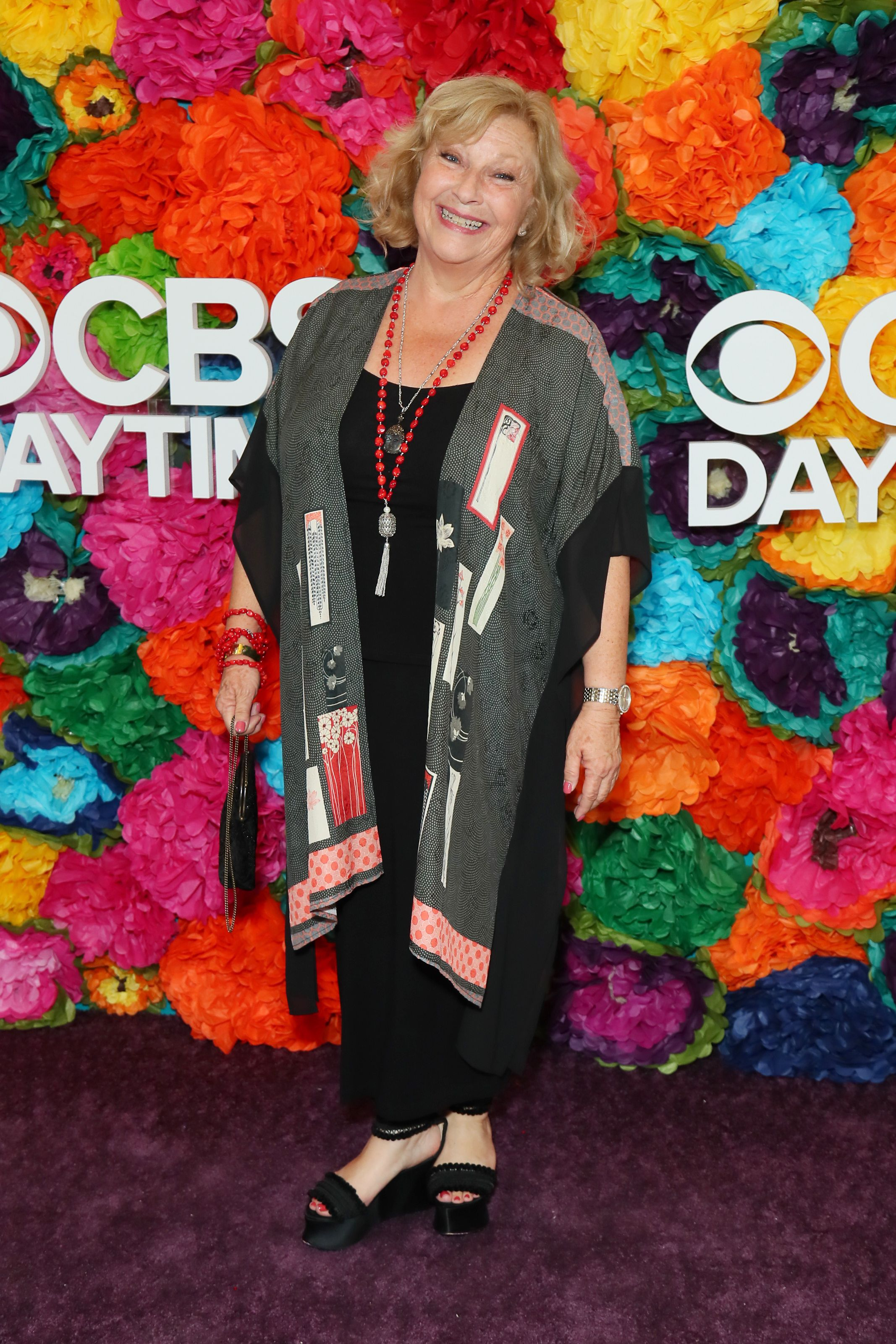Beth Maitland attends CBS Daytime Emmy Awards After Party at Pasadena Convention Center on May 05, 2019 in Pasadena, California.   Photo: Getty Images