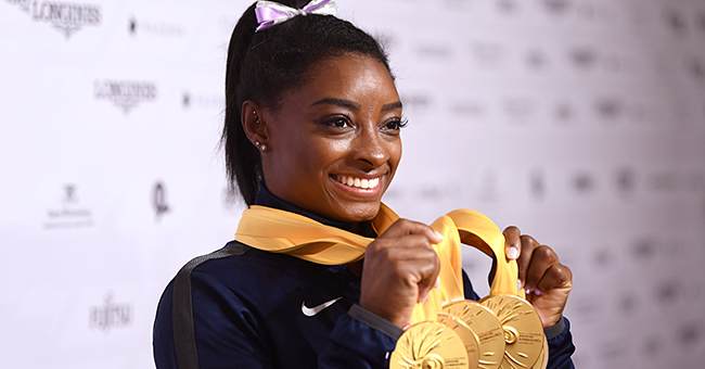 Simone Biles Speaks out after Winning Her 5th All-Around World Championships Title