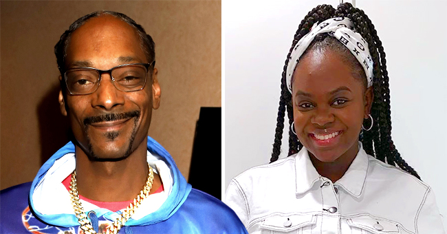 Snoop Dogg's Grown Daughter Cori Broadus Stuns in Cropped Denim Jacket and Jeans in Recent Photos