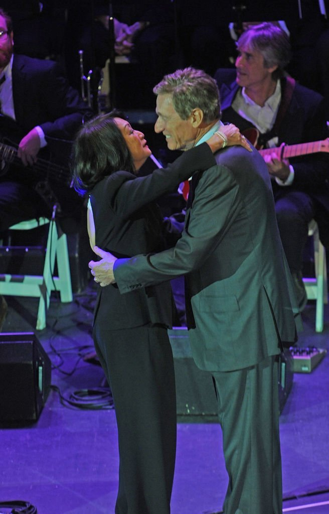 Connie Chung and Maury Povich at the 2017 New Jersey Hall Of Fame Induction Ceremony Asbury Park Convention Center | Getty Images
