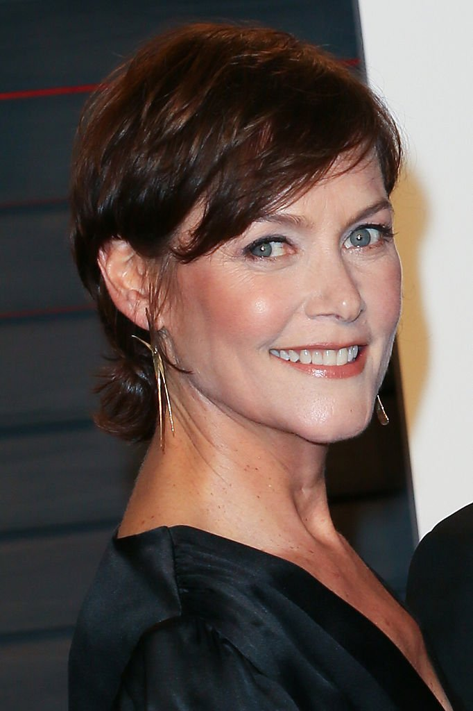 Carey Lowell at the 2016 Vanity Fair Oscar Party at the Wallis Annenberg Center for the Performing Arts on February 28, 2016 | Photo: Getty Images