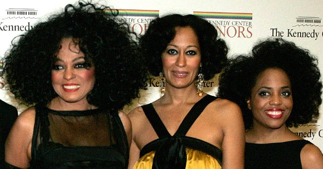 Diana Ross' Daughters Tracee & 'Big Sister' Rhonda Hug in a Photo, Showing Strong Resemblances to Mom