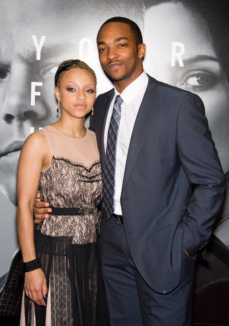 Sheletta Chapital and Anthony Mackie Share Four Kids — Meet the Marvel Actors Ex-wife