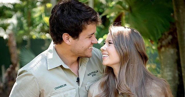 Bindi Irwin Shares Sweet Message as She Celebrates Her Husband, Chandler Powell's 24th Birthday