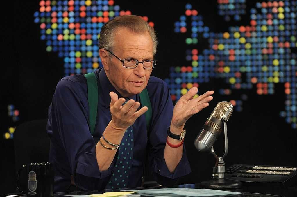 BREAKING: TV host Larry King dies at 87