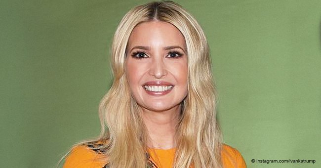 Ivanka Trump's $4,300 orange dress causes debate as some people compare it to a prison outfit