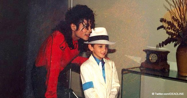 MJ documentary describing the late singer as child abuser sparks outrage at its world premiere