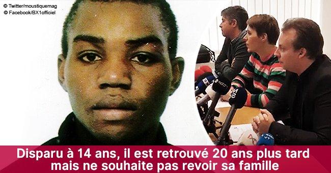 La disparition de Simon Lembi, âgé de 14 ans : il est retrouvé après 20 ans de disparition