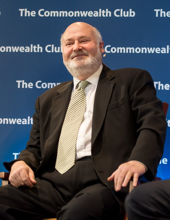 Rob Reiner at Commonwealth Club of California, February 2013.   Source: Wikimedia Commons