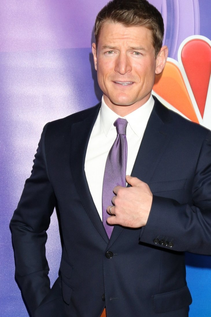 Philip Winchester at the NBC/Universal TCA Winter 2017 at Langham Hotel on January 18, 2017. | Photo: Shutterstock
