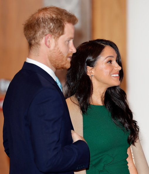 Prince Harry, Duke of Sussex and Meghan, Duchess of Sussex attend the WellChild awards at the Royal Lancaster Hotel on October 15, 2019 in London, England | Photo: Getty Images