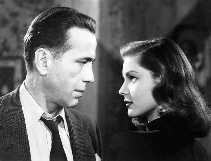 Humphrey Bogart and Lauren Bacall I Image: Getty Images