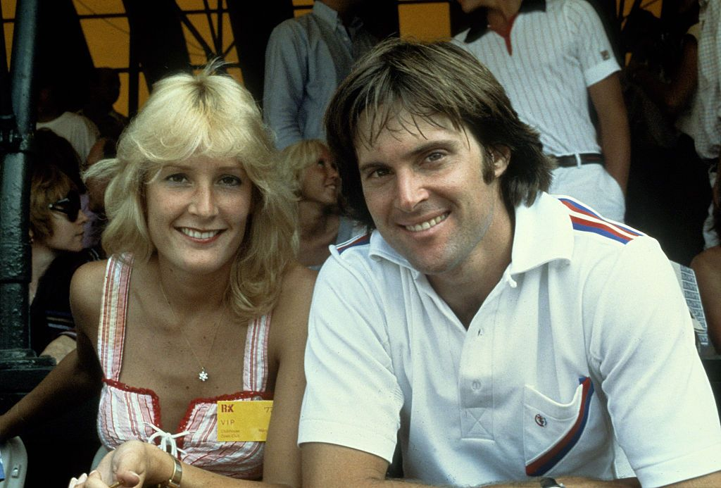 Chrystie and Bruce Jenner attend a tennis match circa 1977 in New York City | Photo: PL Gould/IMAGES/Getty Images