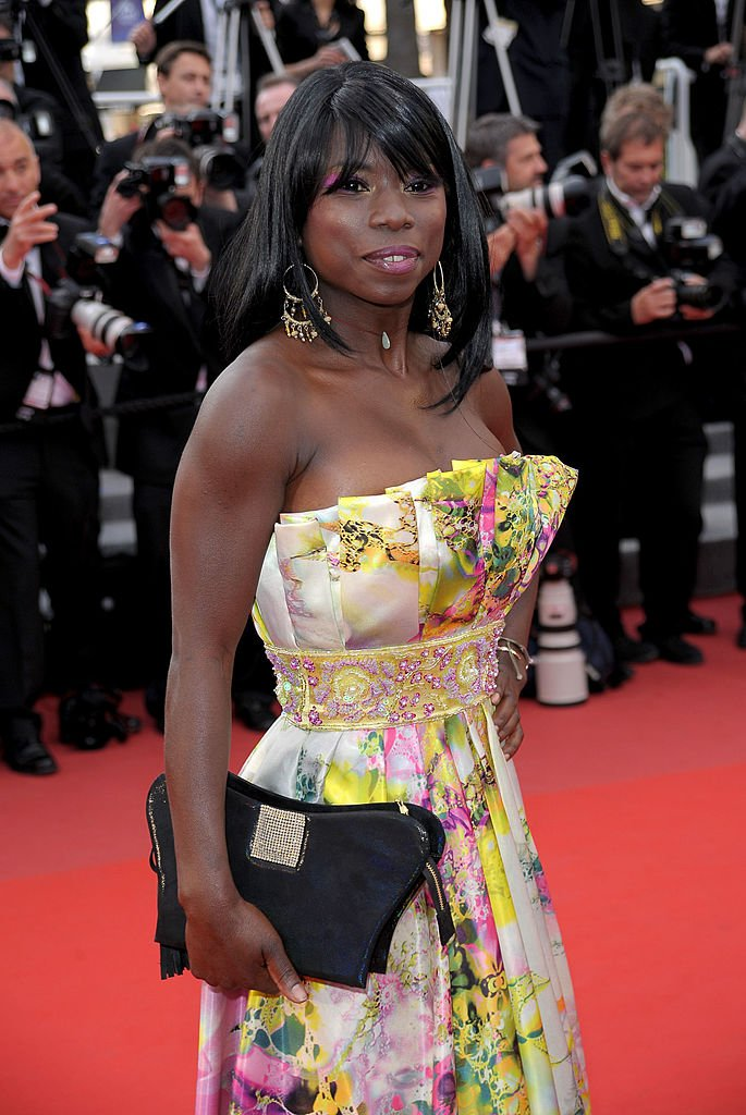 Surya Bonaly attends the 'On Tour' Premiere at the Palais des Festivals during the 63rd Annual Cannes Film Festival on May 13, 2010 | Photo: Getty Images