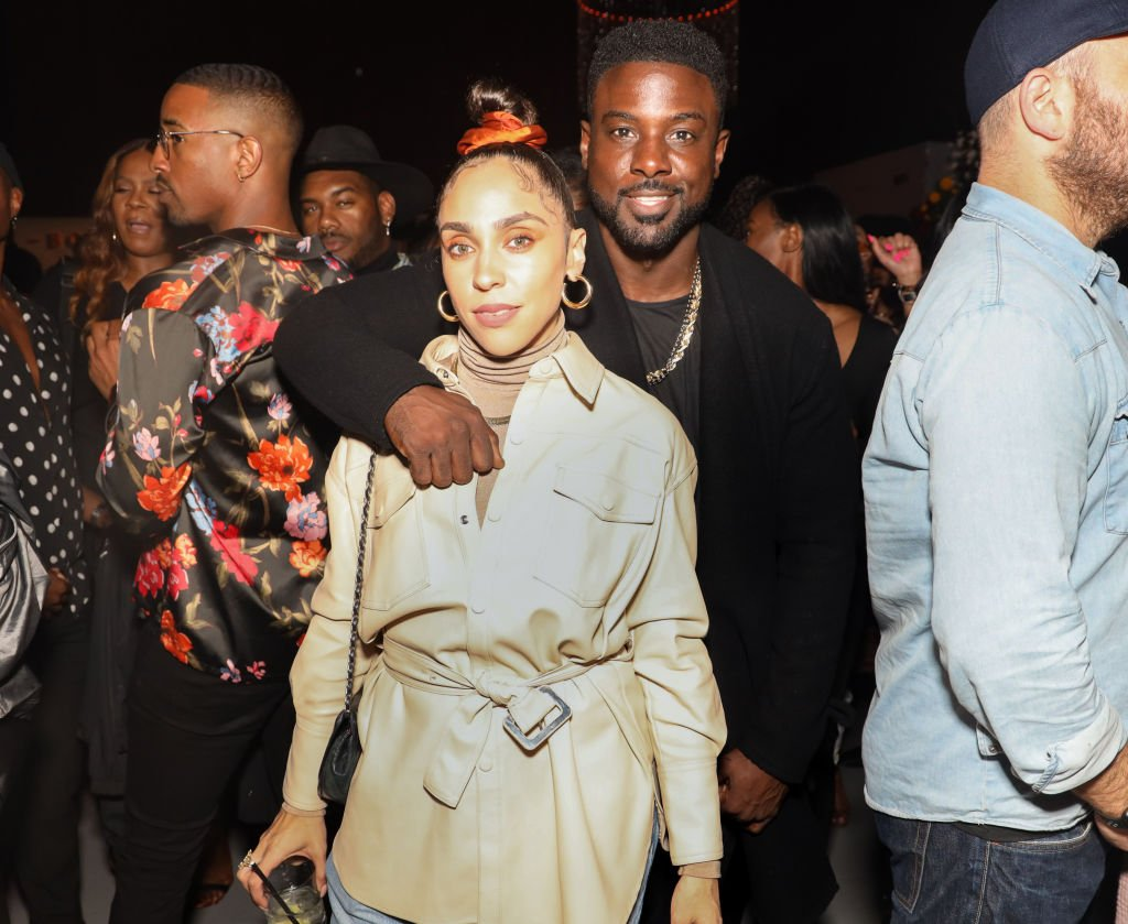 Actor Lance Gross and Wife Becca Gross attend the Boomerang Season 2 Premiere Party on March 10, 2020 | Photo: Getty Images