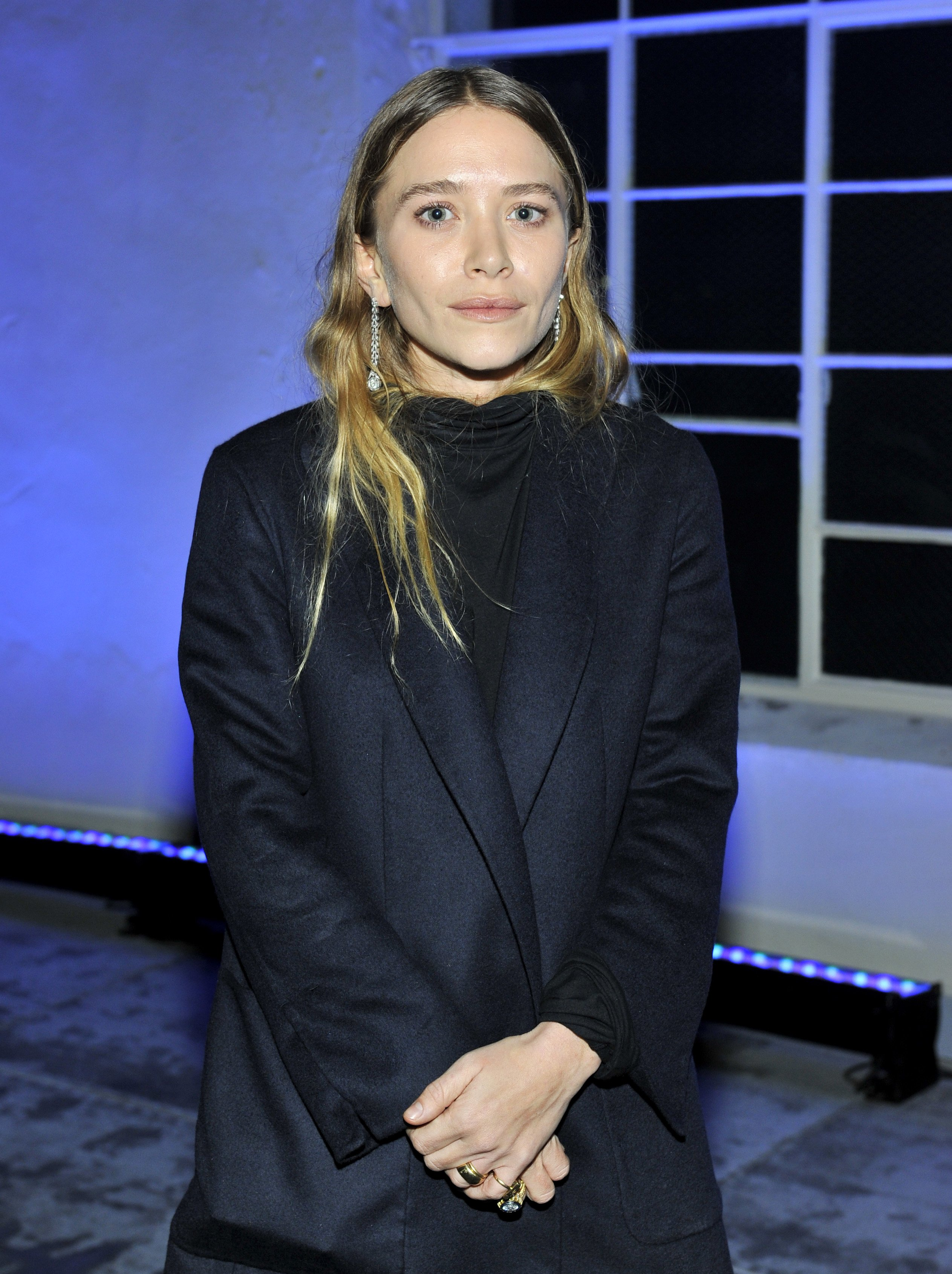 Mary-Kate Olsen attends the launch of Just One Eye's Ulysses Tier 1: The Ultimate Disaster Relief Kit on December 5, 2014 in Los Angeles, California | Photo: Getty Images