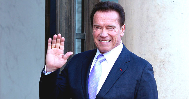 The Sun: Arnold Schwarzenegger Was Back in Gym Soon after Open-Heart Surgery