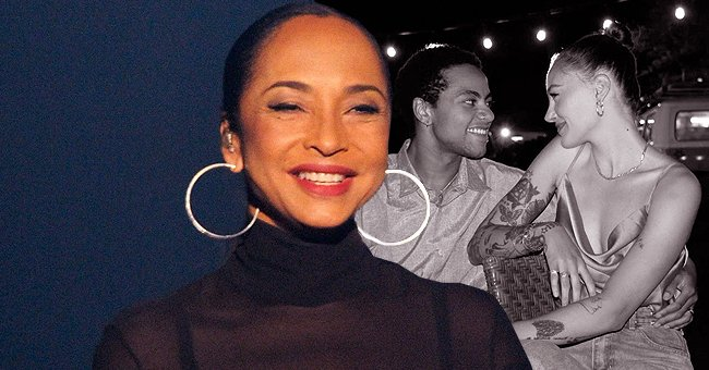 Sade's Transgender Son Izaak Looks Happy Posing with His Tattoed Wife Emily in a New Photo