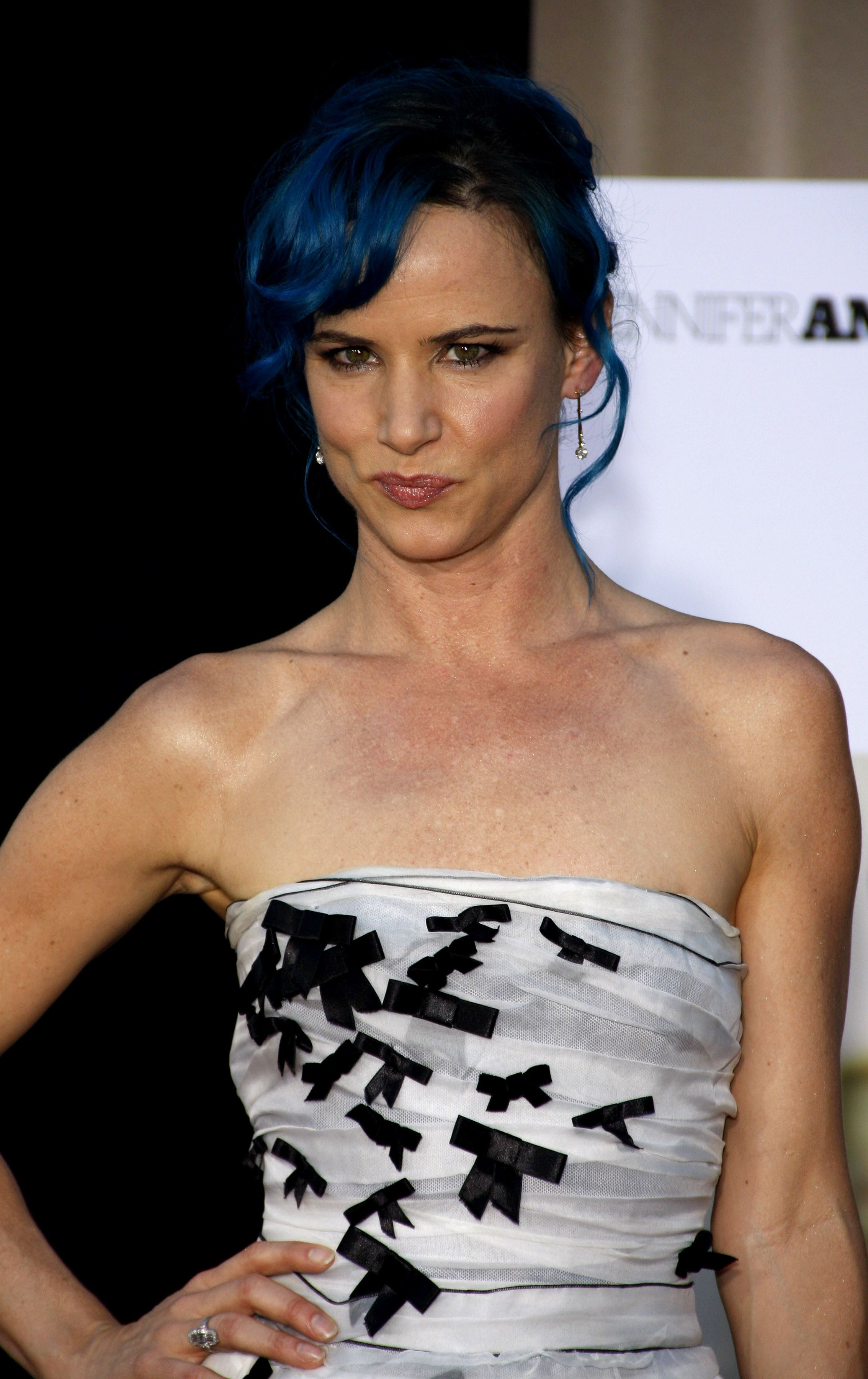 "Juliette Lewis at the Los Angeles premiere of ""The Switch."" 