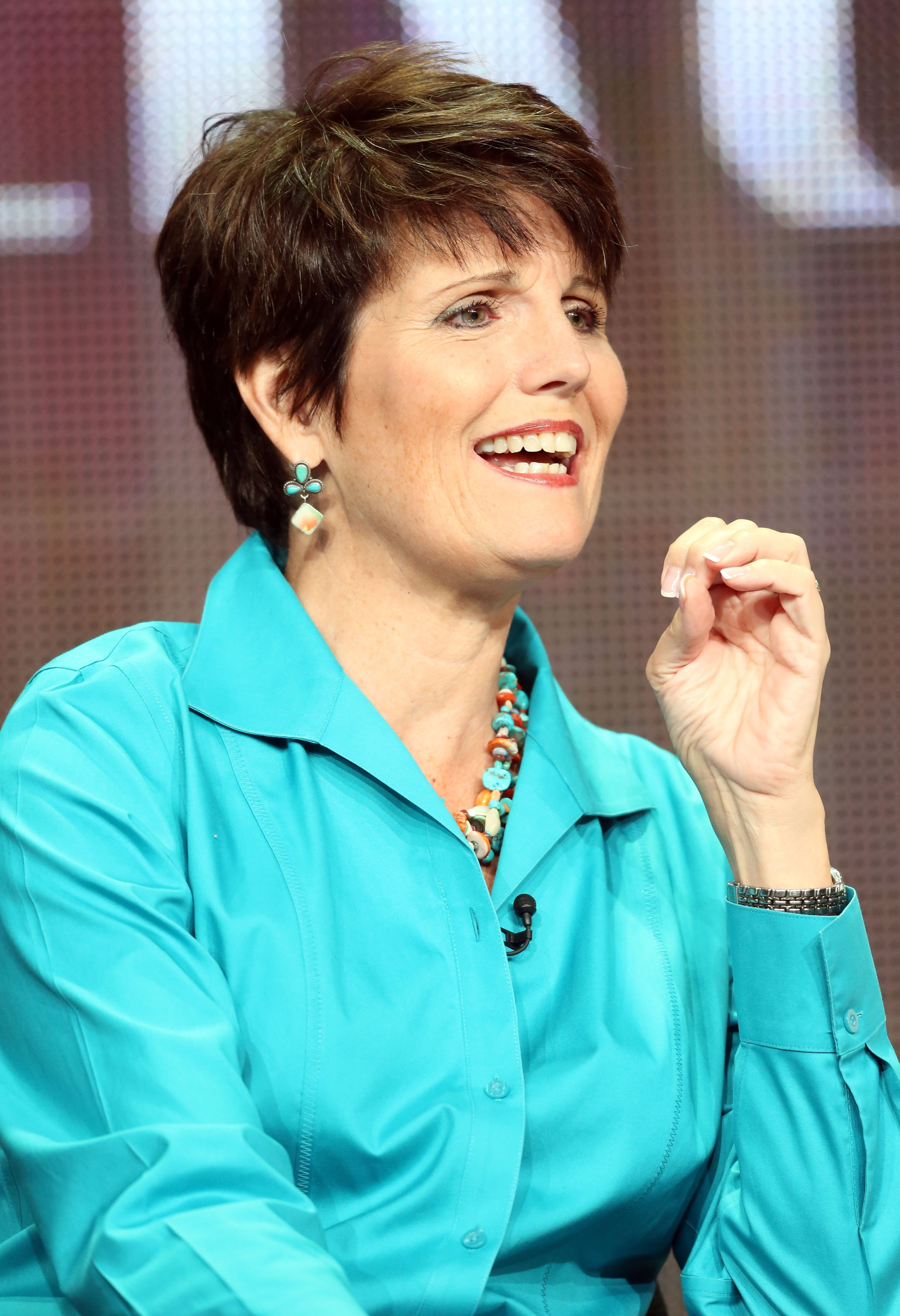 Lucie Arnaz at John F. Kennedy Center for the Performing Arts on October 20, 2013 in Washington, DC | Source: Getty Images