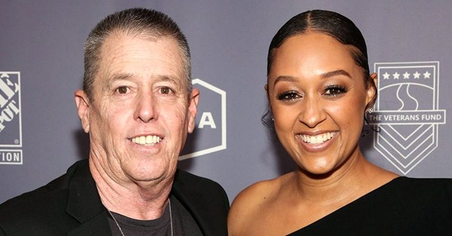 Tia Mowry of 'Sister, Sister' Shares Rare Photos of Father, Timothy, Showing Their Undeniable Resemblance