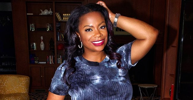 Kandi Burruss Praised for Noticeable Weight Loss as She Poses in a Tight Dress — See Comments