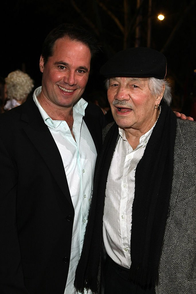 Paul and Gus Mercurio attend the opening night of the Melbourne International Film Festival  | Getty Images
